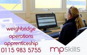 MP Skills, MPQC, Weighbridge, Weighbridge Operator, Apprenticeship