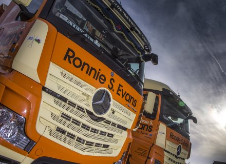 Michelin Effitrailer the Perfect Fit for Ronnie S Evans