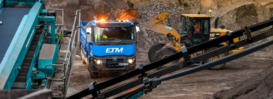 Ready for Business at Bristol-Based ETM Recycling