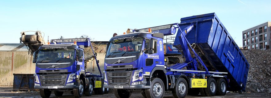 New Volvo Quartet Boosts McGrath Group's Vehicle Fleet