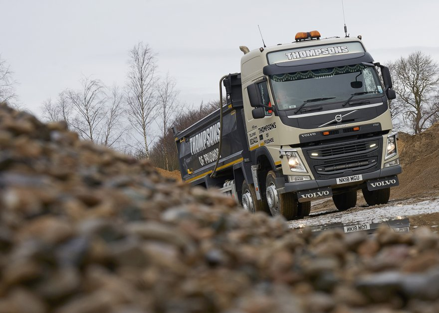 Thompsons of Prudhoe's Refuse to Rest when it Comes to Procurement
