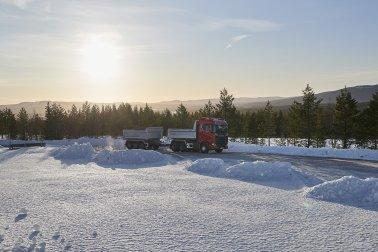 Bulk & Tipper: Scania
