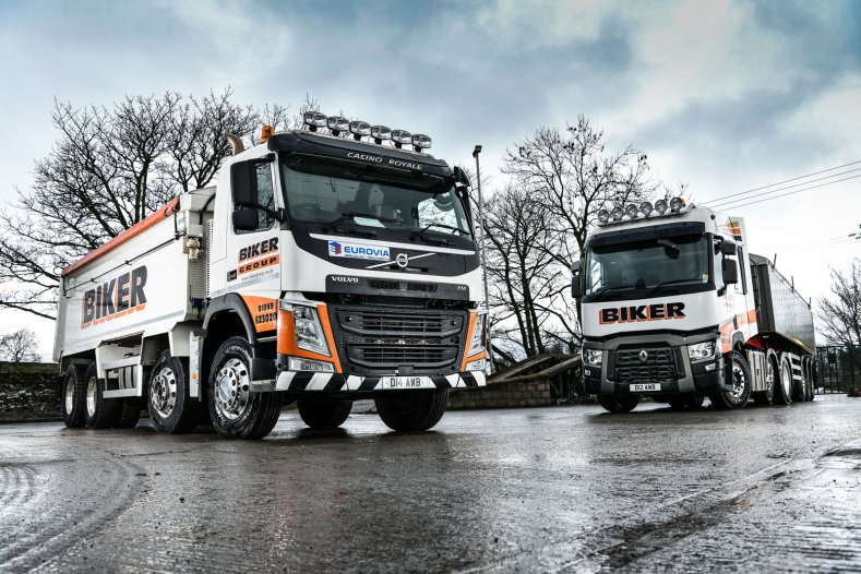 Bulk & Tipper Torque Focus on Biker Group