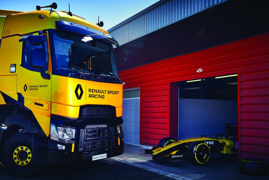 Renault Trucks Takes Pole Position at Stand A11, Tip-Ex 2019