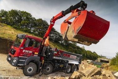 Bulk & Tipper Issue Four: PMW Quarries