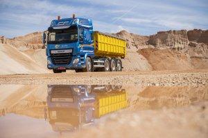 DAF Trucks Product Range at CV Show
