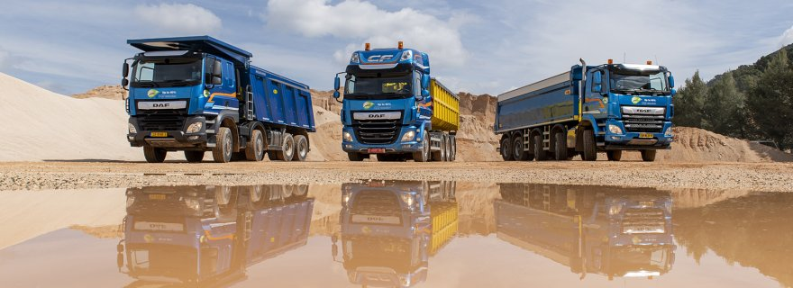 CV Show Highlights DAF Trucks UK Product Range