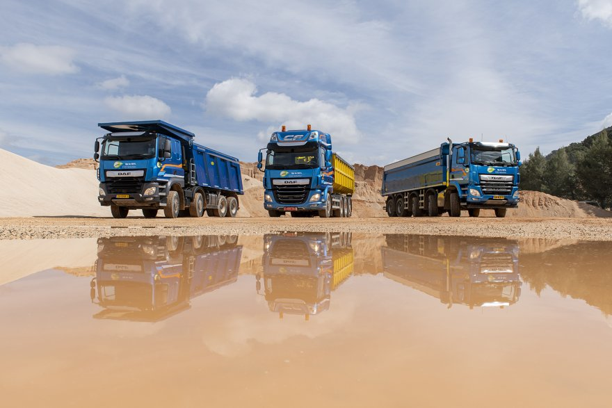 CV Show Highlights DAF Trucks UK Product Range