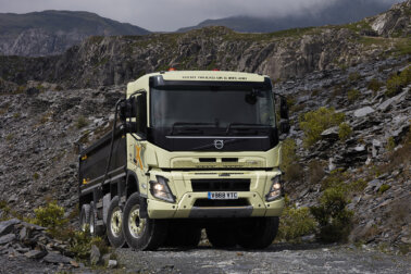 Bulk & Tipper Issue Seven: Volvo Trucks (new vehicle range)