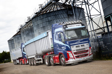 Bulk & Tipper Issue Seven: Rowells Transport