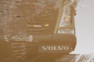 Volvo Reflection