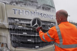 Thompsons Mercedes Actros