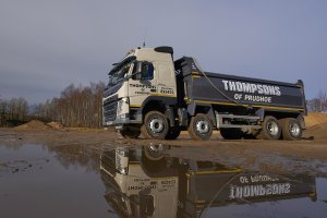 Thompsons Group Focus for Launch of Bulk & Tipper Magazine