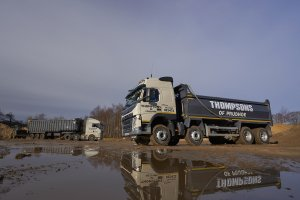 Thompsons Group Focus for Launch of Bulk & Tipper Torque