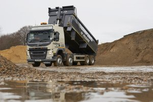 Bulk & Tipper Torque Visits Thompsons of Prudhoe