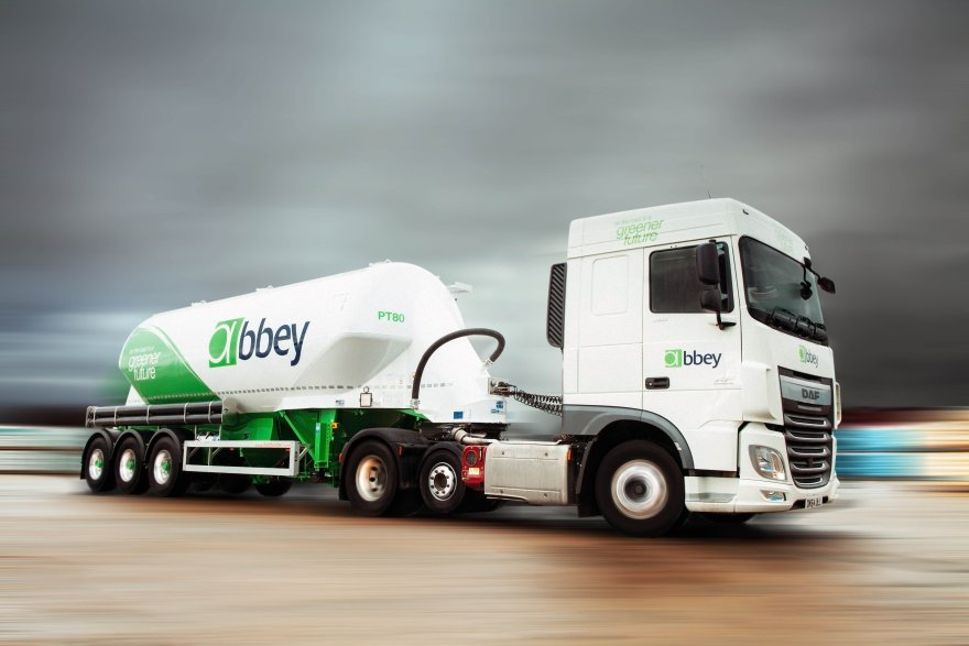 Abbey Logistics in £1.6 Million DAF Trucks Fleet Update