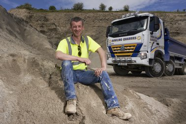 Bulk & Tipper Issue Two: Dowling Quarries, Harris Group