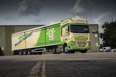 Williams Transport in Huntingdon has built a solid reputation on the level of service and reliability it offers customers, which has helped the family business thrive for almost 50 years.