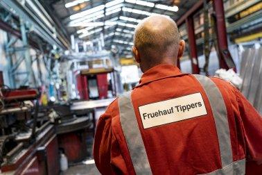 Bulk & Tipper Issue Three: Fruehauf
