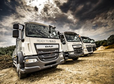 Bulk & Tipper Issue Ten: DAF Trucks - ready to go