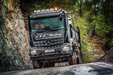 Bulk & Tipper Issue Eleven: Barrachander Quarry