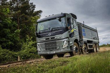 Bulk & Tipper Issue Eleven: Volvo Ride and Drive