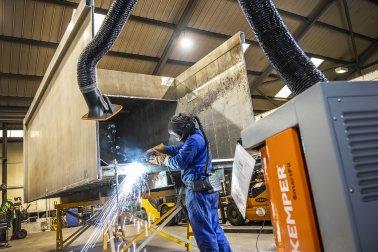 Bulk & Tipper Issue Eleven: Swadlincote Aluminium