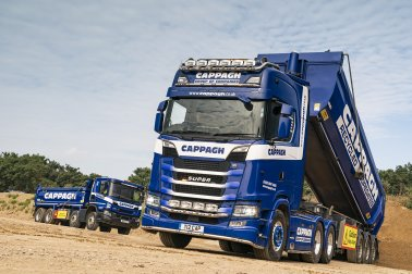 Bulk & Tipper Issue Eleven: Cappagh Group